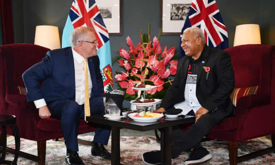 Australian prime minister Scott Morrison announced the relaxation of laws regarding the importation of kava into Australia after a meeting with Fiji's prime minister Frank Bainimarama during a visit to Fiji in October 2019.
