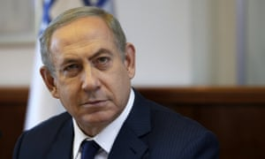 Prime Minister Benjamin Netanyahu … 'He knows how to stir the dangers that Israel faces.'