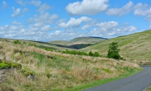 Tarras Valley, Dumfries and Galloway.