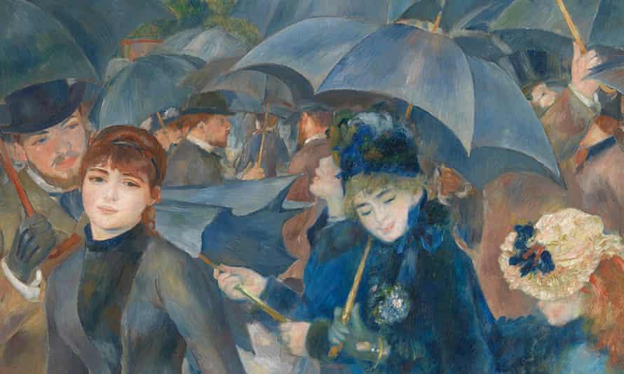 Renoir's The Umbrellas