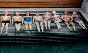 LIBRARY IMAGE OF YOUTH<br>Hotel Guest Relax In Spa PoolFilm: Youth 20 May 2015Director: Paolo Sorrentino20 May 2015SAM51667Allstar Picture Library/STUDIOCANAL**Warning**  This Photograph is for editorial use only and is the copyright of STUDIOCANAL  and/or the Photographer assigned by the Film or Production Company & can only be reproduced by publications in conjunction with the promotion of the above Film. A Mandatory Credit To STUDIOCANAL is required. The Photographer should also be credited when known. No commercial use can be granted without written authority from the Film Company.