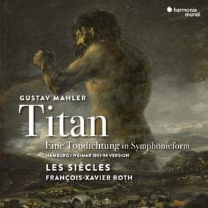 Gustav Mahler: Titan album artwork
