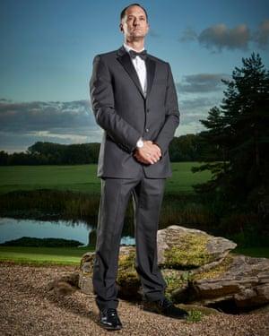 'My injury humbled me a bit': Bruce Ekman.