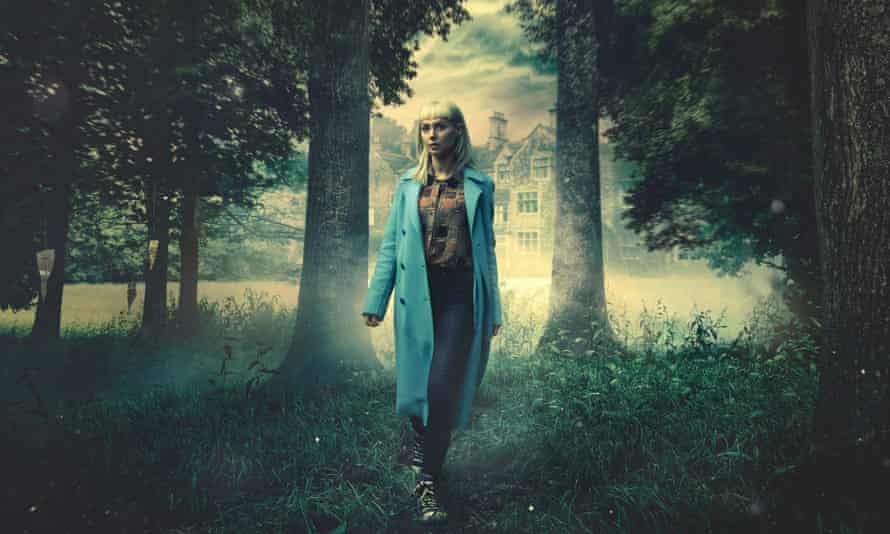 Landscapes around Newport leant themselves to the supernatural chills of Requiem, starring Lydia Wilson.