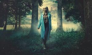 Lydia Wilson as Matilda in BBC One drama Requiem.