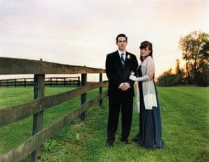 Matt and Leila at the Liberty Ball