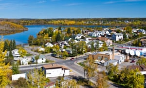 First Nationas communities were targeted on social media after vandalism in Flin Flon, Manitoba, Canada.