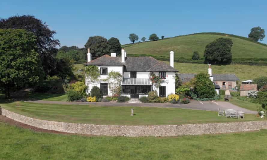 Traiga sus zapatos para caminar: Glebe House es una base perfecta para explorar la campiña de Devon.