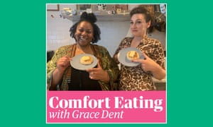 Grace Dent Candice Carty-Williams Comfort Eating podcast