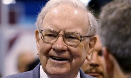 Warren Buffett says he would never invest in Bitcoin.