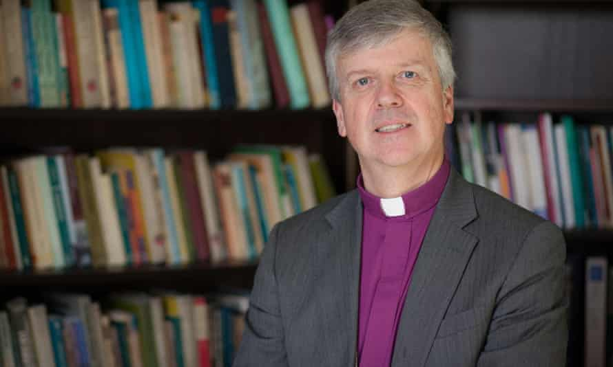Andrew Watson, the bishop of Guildford
