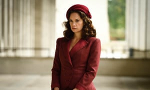'Superb casting' ... Ruth Wilson as Mrs Coulter.