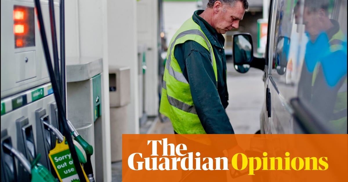UK petrol shortages should force a rethink of visa rules for drivers