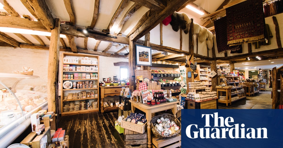 'Even the car park is idyllic': 10 of the best UK farm shops chosen by readers