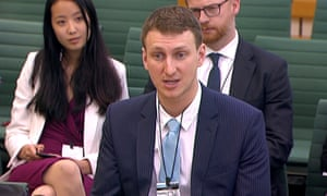 Aleksandr Kogan also told the select committee that his firm GRS did not need ethics approval from Cambridge University, which is still his primary employer.