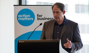 Jonathon Porritt speaks at The Road Post-Paris event organised by NSW Office of Environment and Heritage.