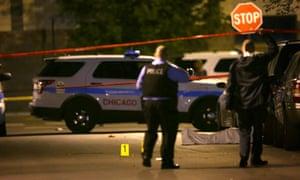 Chicago gun violence Memorial Day
