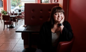 'I love Sunday dinners' … Agnieszka Piekarz who has just taken a job as head chef at a hotel in Wakefield, West Yorkshire