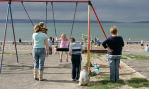 Northern Ireland has prioritised family support so thqt fewer children are in care than in the rest of the UK