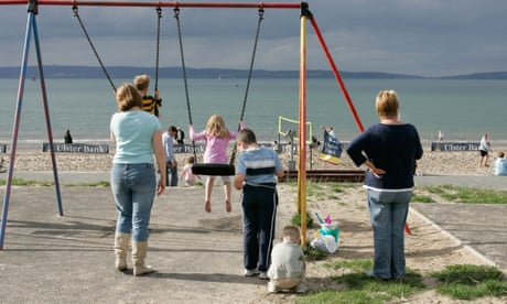 Why does Northern Ireland have fewer children in care?