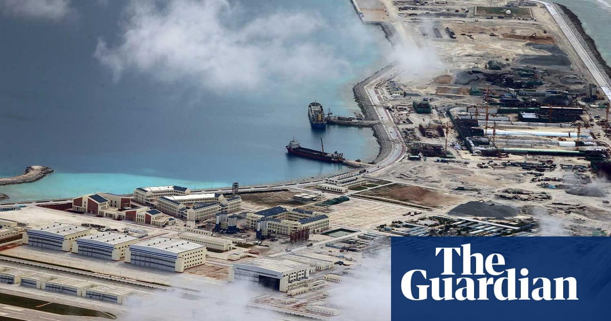 South China Sea: US says Beijing's claims to disputed area 'completely unlawful'