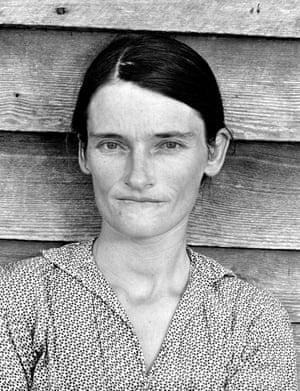 Alabama Cotton Tenant Farmer Wife, 1936