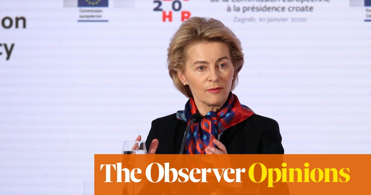 The Observer view on the vaccine dispute with Brussels | Observer editorial