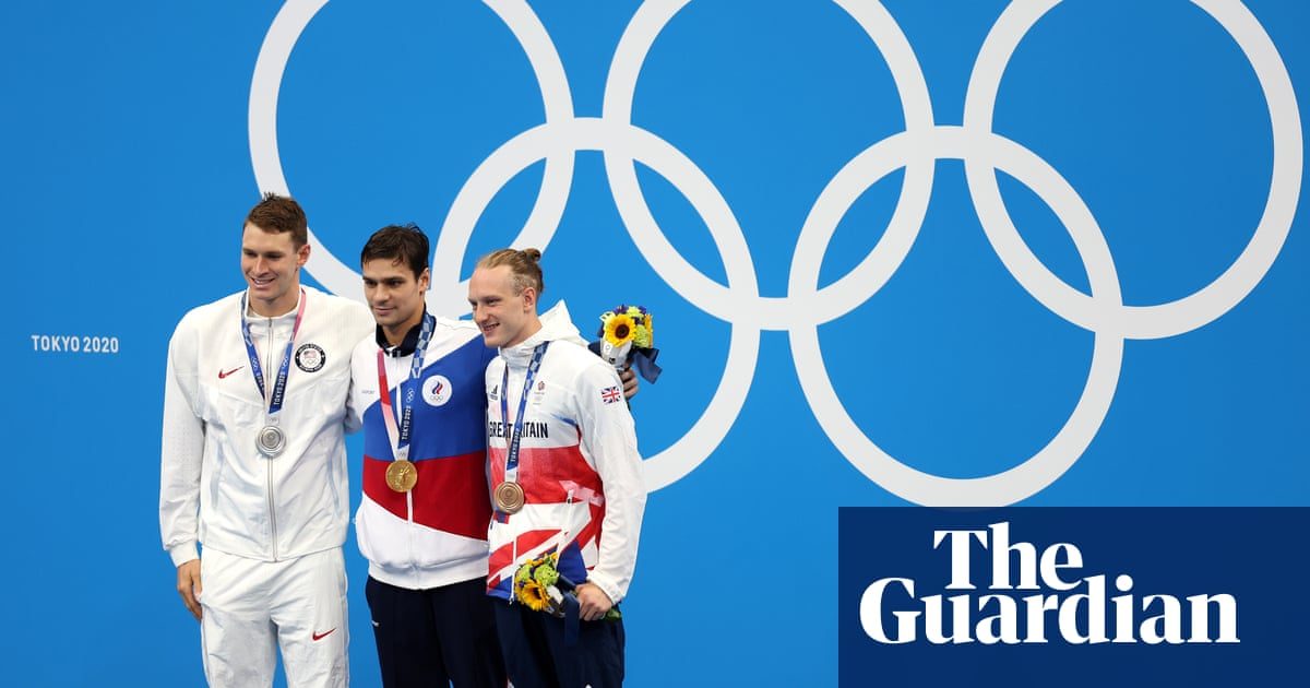 USA swimmer Ryan Murphy sparks war of words over doping after Olympic final