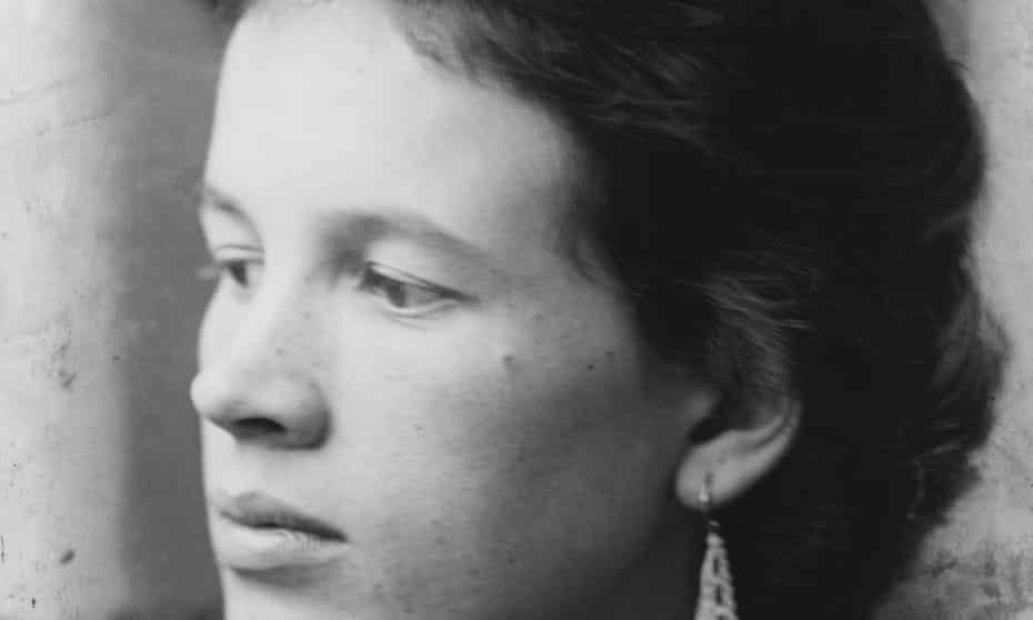 In search of freedom … Ida Nettleship in 1902.