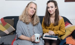 Orli Vogt-Vincent has worked hard to overcome her anxiety, with the help of her mother, Bev, and teachers.