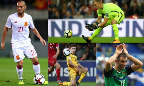 World Cup qualifying: 10 talking points from this week's action