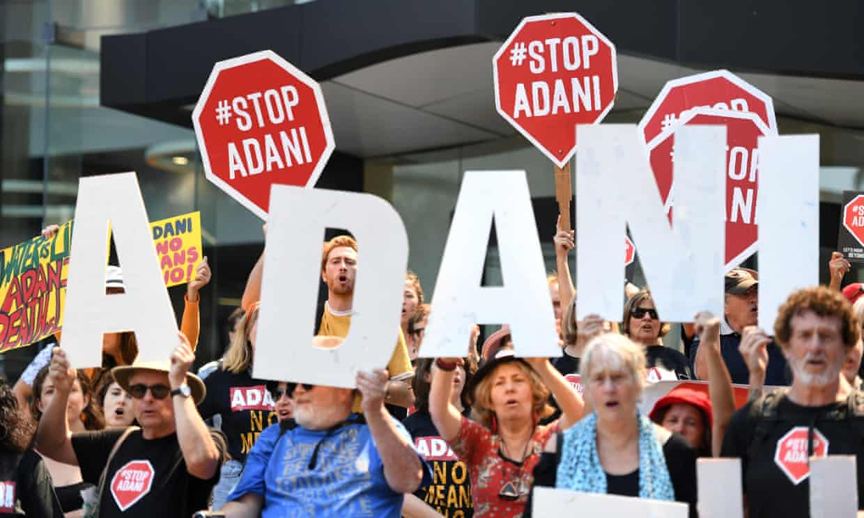 Legal advice sent to Labor says approval of the Adani coal project could be revoked on the grounds there is new information about significant negative impacts