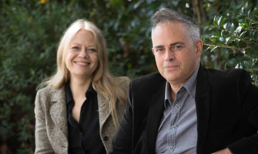 Siân Berry and Jonathan Bartley