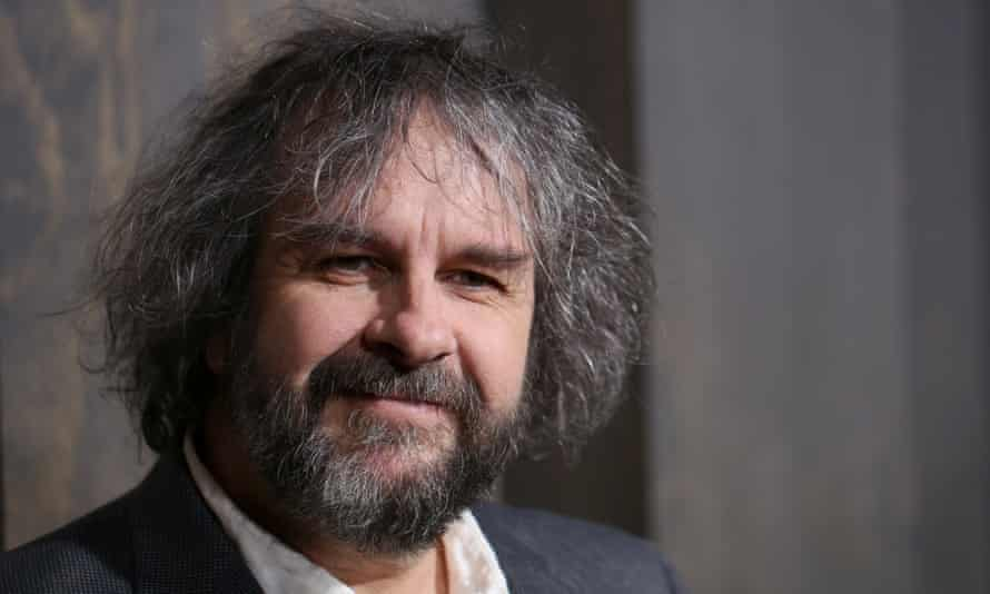 """Peter Jackson arrives at the Los Angeles premiere of """"The Hobbit: The Desolation of Smaug"""" at the Dolby Theatre on Monday, Dec. 2, 2013. (Photo by Matt Sayles/Invision/AP)"""