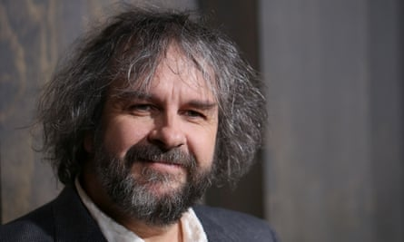 Director Peter Jackson, whose films include The Lord of the Rings trilogy and King Kong.