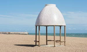 Jelly Mould Pavilion by Lubaina Himid.