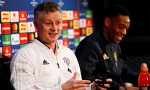 Ole Gunnar Solskjær's Manchester United side face PSG, Chelsea and Liverpool in their next three fixtures.