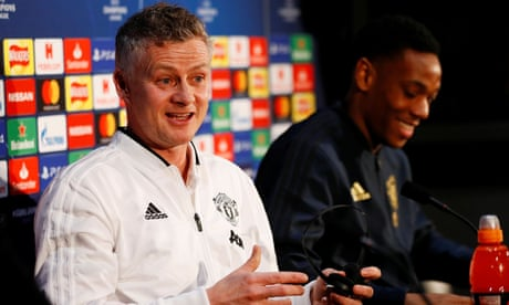 Manchester United squad is capable of beating any opponent, says Solskjær