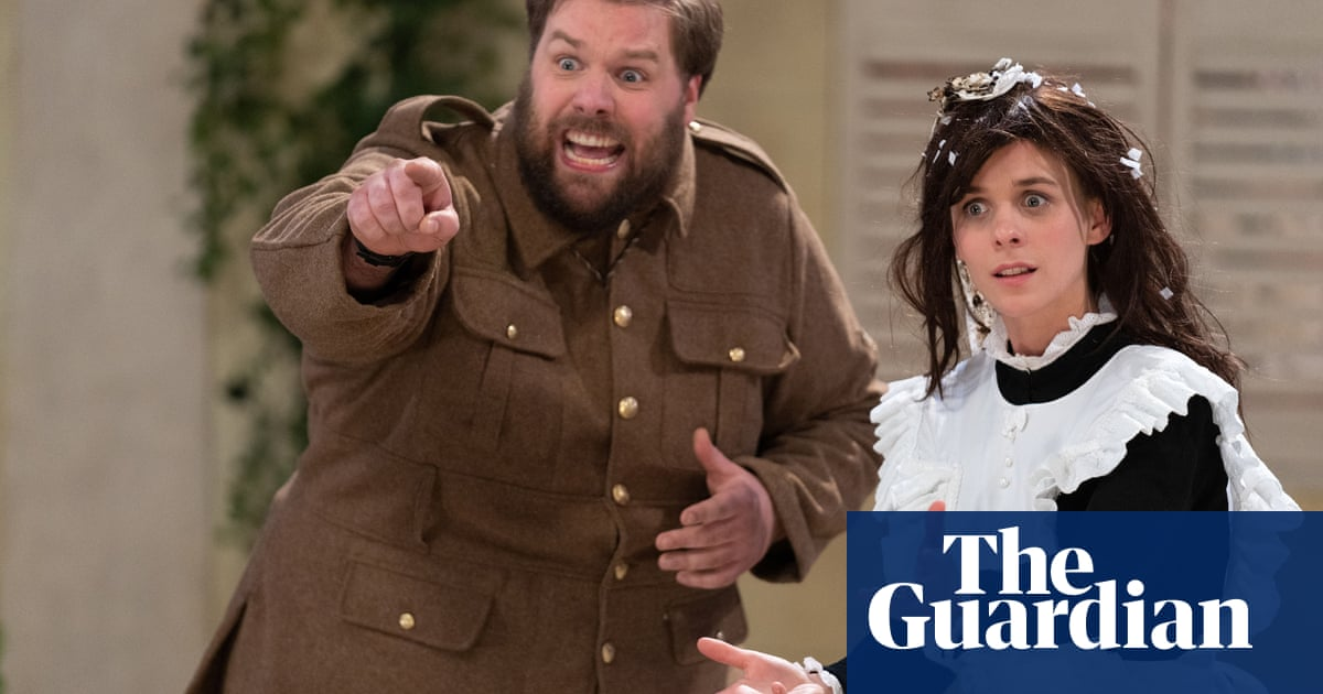 TV tonight: comic catastrophe in a country house caper