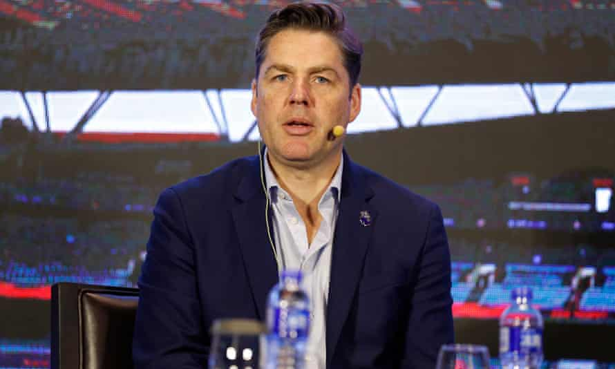 Richard Masters will seek improvements in the time it takes to make VAR decisions and potentially to the fine margins of the offside rule.