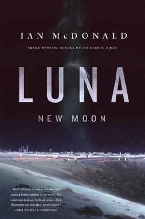 Luna. Sci Fi Book Of The Year 2015