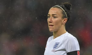 Lucy Bronze said she was disappointed to have to drop out of the England squad.
