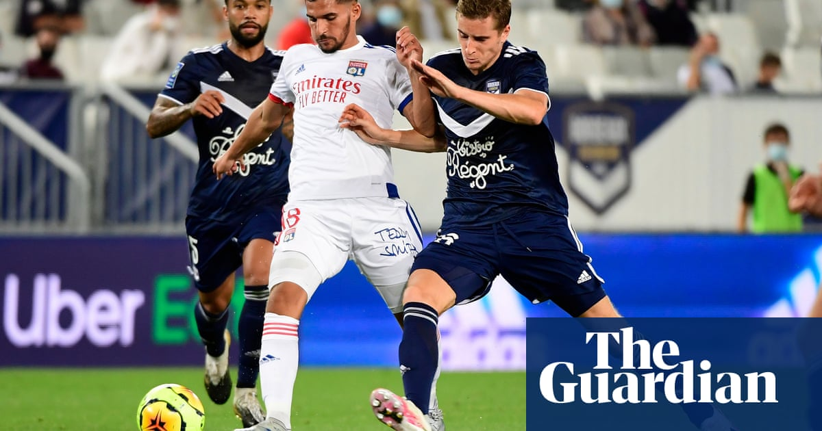 Too far from his value: Arsenal bid for Houssem Aouar rejected by Lyon