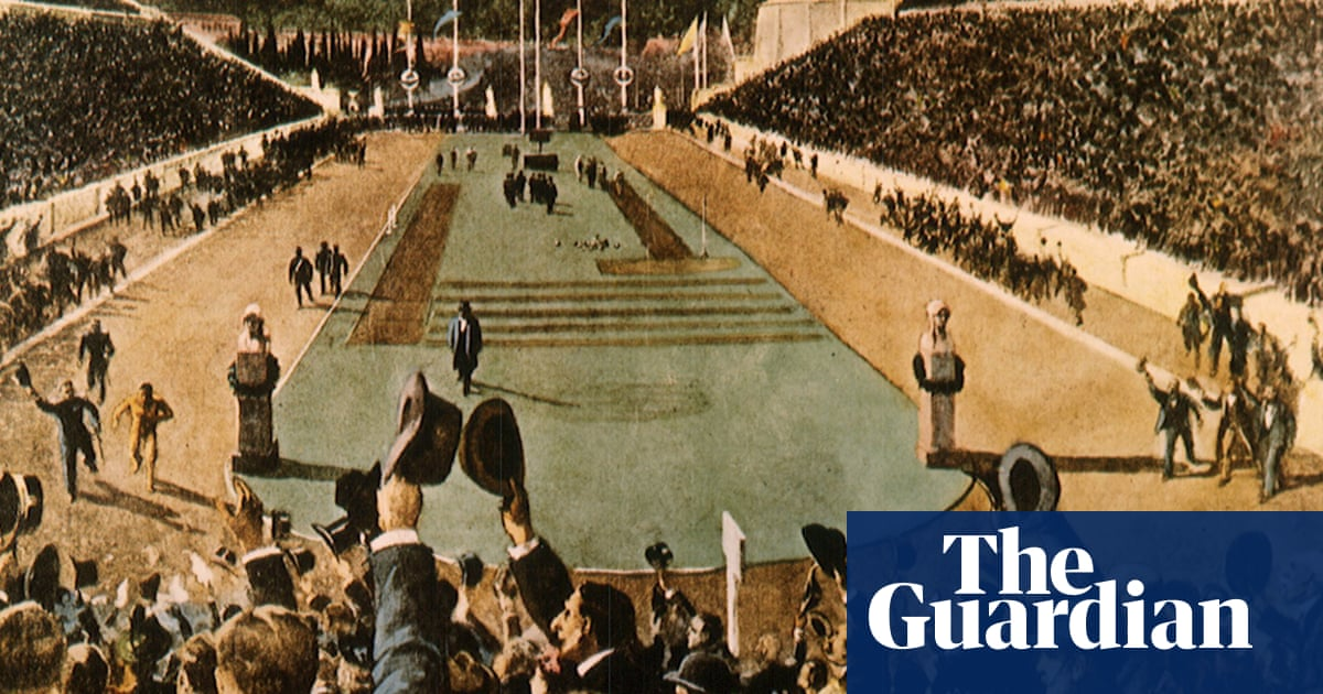 The first modern Olympics begin in Athens – archive, April 1896