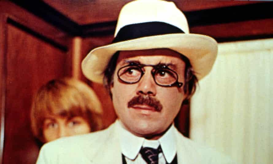 Dirk Bogarde in the 1971 film version of Death in Venice.