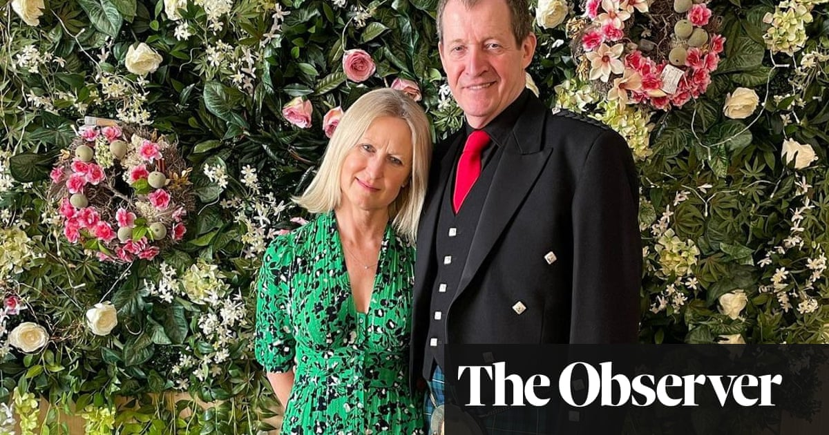 Alastair Campbell's partner Fiona Millar: Coping with his depression taught me: don't blame yourself