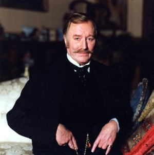 Hardy in period drama Bramwell, which aired on ITV from 1995-98