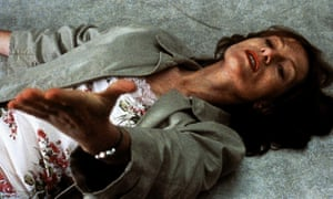 Isabelle Huppert in Michael Haneke's The Piano Teacher.