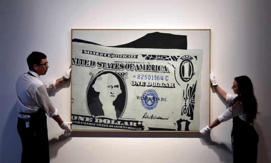 Warhols' One Dollar Bill