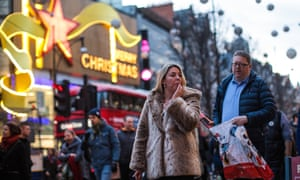 Britons enjoyed their Christmas shopping – but will their debt catch up with them?
